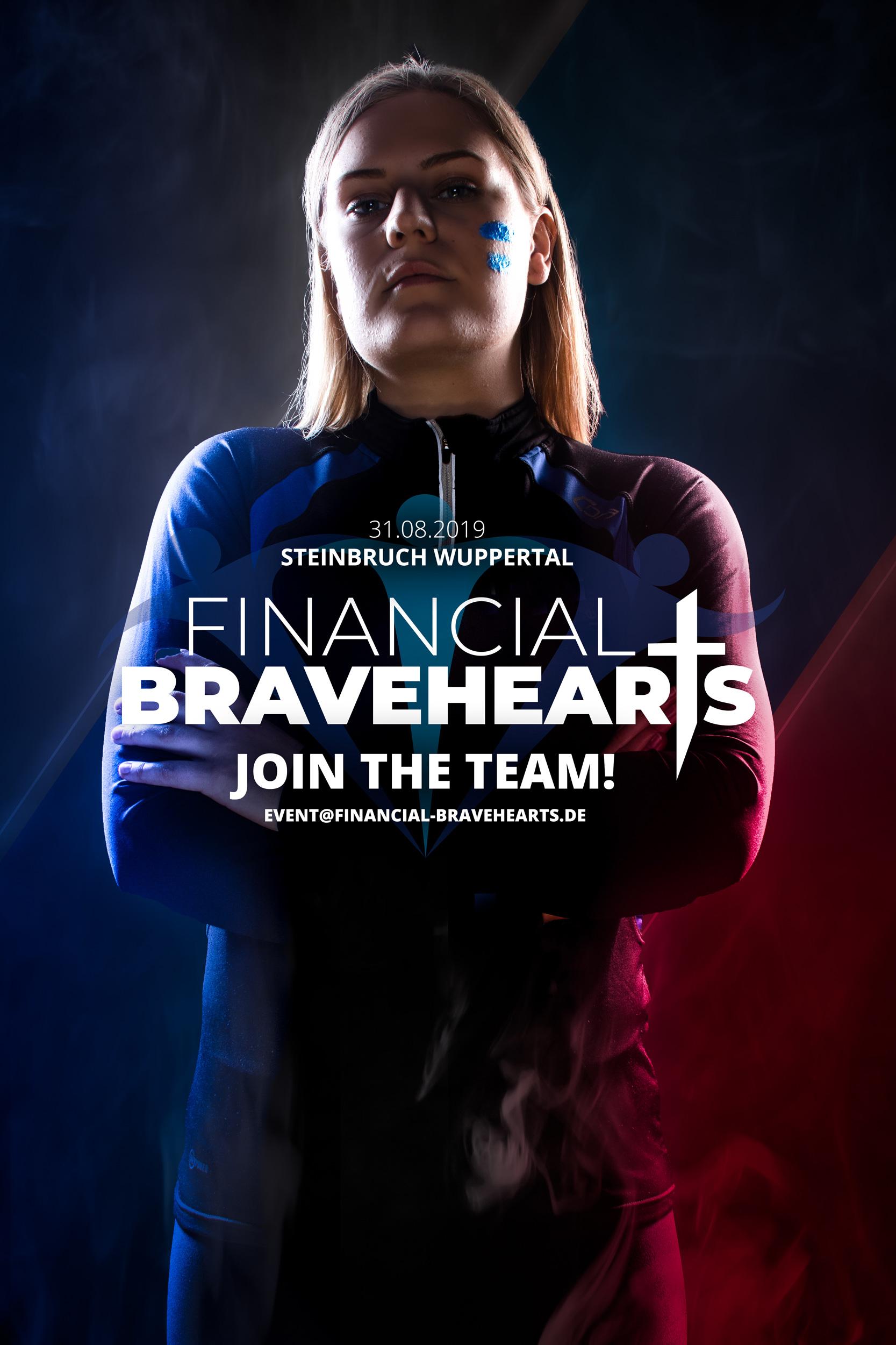 Plakat Extremsportevent